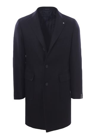 Wool and cashemere coat