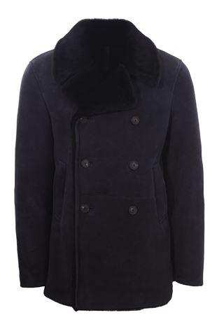 Sherling outerwear TAGLIATORE | 5032282 | HUGHESASI20-07STRADA/NERO