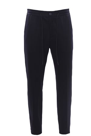 Stretch wool running pants