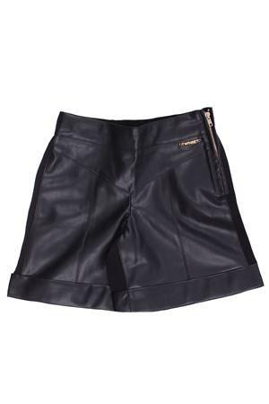 Shorts bimaterico TWIN SET | 30 | 202GJ223100006