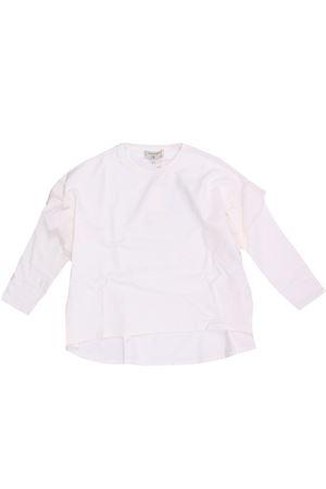 Sweatshirt with ruffles TWIN SET | -161048383 | 202GJ247100059