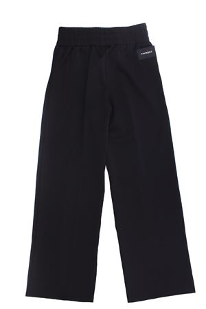 Scuba fabric pants TWIN SET   5032272   202GJ270A00006