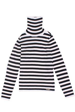 Striped high neck TWIN SET | -161048383 | 202GJ365A02782