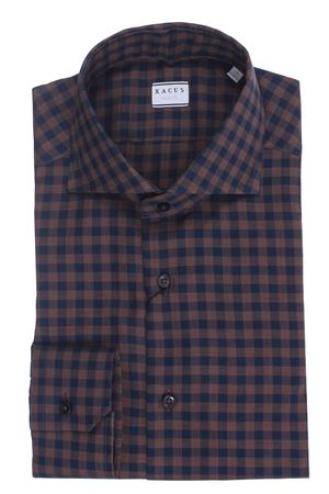 Camicia quadretto in flanella leggera  XACUS | 5032279 | 521ML71310003