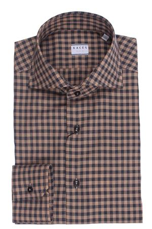 Camicia quadretto in flanella leggera  XACUS | 5032279 | 521ML71310007