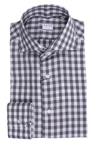 Camicia quadretto in flanella di cotone XACUS | 5032279 | 521ML71350006