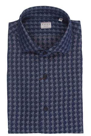 Jacquard shirt XACUS | 5032279 | 722ML71408001