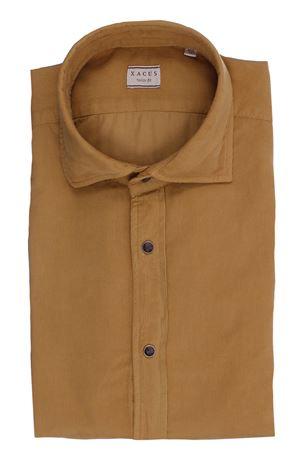 Washed velvet shirt XACUS | 5032279 | 749ML71193319