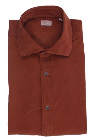 Washed velvet shirt XACUS | 5032279 | 749ML71193320