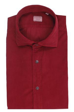 Washed velvet shirt XACUS | 5032279 | 749ML71193422