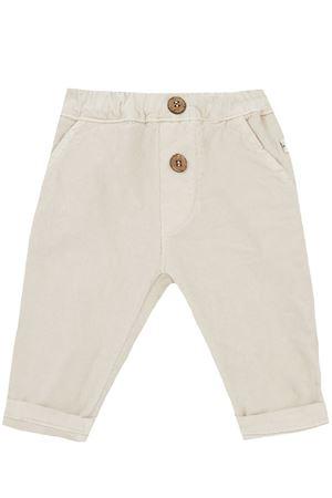 Pantalone in velluto liscio 1+ IN THE FAMILY | 5032272 | ARTALALABASTER