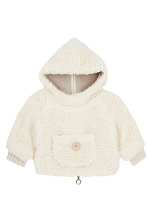 Poncho with hood 1+ IN THE FAMILY | 5032315 | EMILEECRU