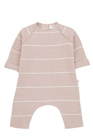 Striped rompers 1+ IN THE FAMILY | 5032303 | LAURENTNBNUDE