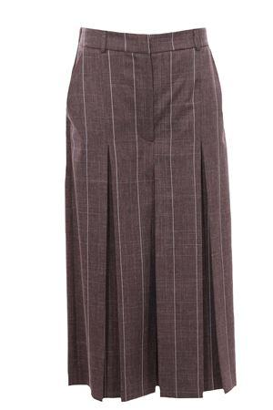 Pinstriped skirt pants ALYSI | 5032272 | 151109A1009SIGARO