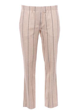 Pinstriped pants ALYSI | 5032272 | 151115A1009BURRO
