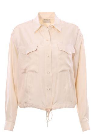 Silk shirt ALYSI | 5032279 | 151201A1054BURRO