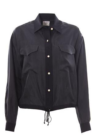 Silk shirt ALYSI | 5032279 | 151201A1054INCHIOSTRO