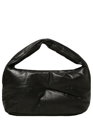Borsa a spalla real leather  ALYSI | 5032281 | 251627A1215GRAFITE