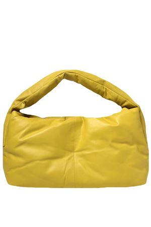 Borsa a spalla real leather  ALYSI | 5032281 | 251627A1215LIME