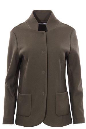 Honeycomb effect jacket ANNA SERRAVALLI | 5032284 | S1263149