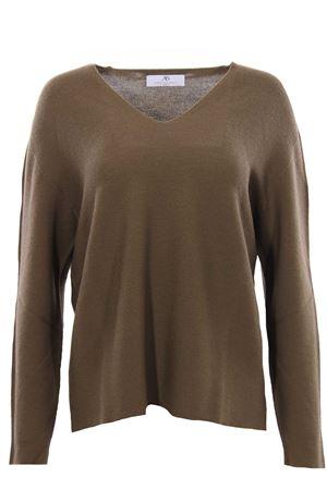 Wool v-neck ANNA SERRAVALLI | -161048383 | S1286017