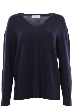 Wool v-neck ANNA SERRAVALLI | -161048383 | S1286201