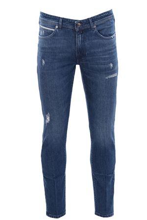 Stretch cotton jeans BRIGLIA   24   RIBOT-C320143633