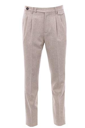 Pantalone in lana vergine BRUNELLO CUCINELLI | 5032272 | M038PE1920C356