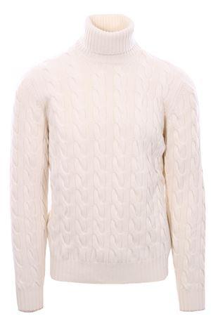 Wool cashmere and silk high neck BRUNELLO CUCINELLI   -161048383   M36501903CS120