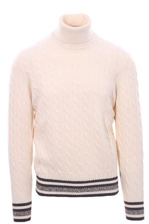 Wool cashmere and silk high neck BRUNELLO CUCINELLI   -161048383   M36703703CJ415