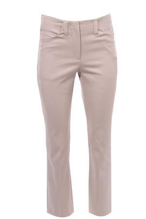 Pantaloni gamba stretta in cotone BRUNELLO CUCINELLI | 5032272 | MA126P7777C2430