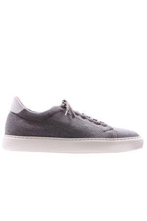 Sneakers in lana BRUNELLO CUCINELLI | 20000049 | MZUHAEJ280CW061