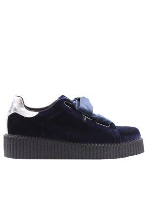 Velvet sneakers BSDB   20000049   311VELLUTOB/ARG