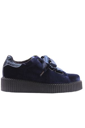 Velvet sneakers BSDB   20000049   311VELLUTOB/BLU