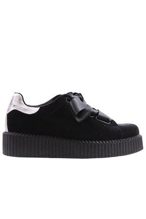 Velvet sneakers BSDB   20000049   311VELLUTON/ARGENTO