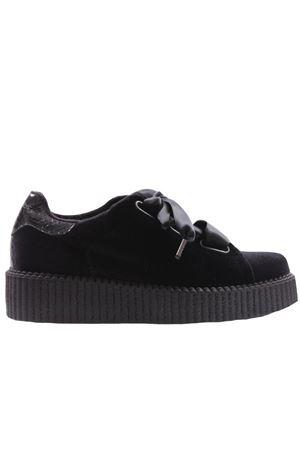 Velvet sneakers BSDB   20000049   311VELLUTON/NERO