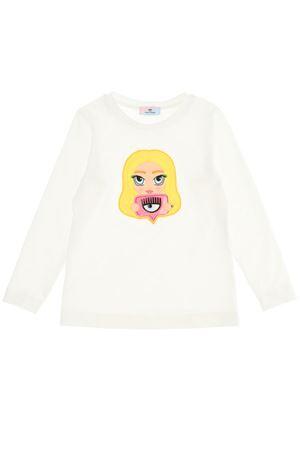 Cotton t-shirt CHIARA FERRAGNI | 8 | 51860582050001