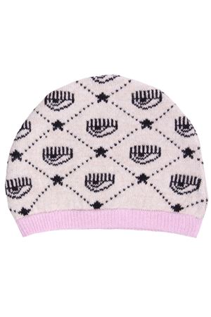 Wool and cashemere bonnet CHIARA FERRAGNI | 5032304 | 55800780650290