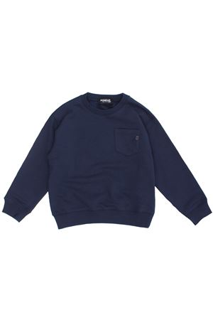 Crew neck with pocket DONDUP | -161048383 | DMFE59FE147YD0204000
