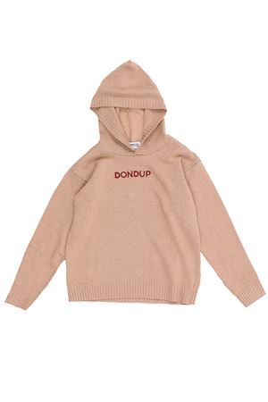 Sweatshirt with hood DONDUP | -161048383 | DMMA36FL116YD0256010