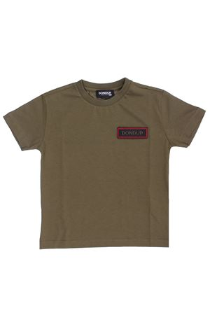 Cotton t-shirt DONDUP | 8 | DMTS64JE138YD0211004