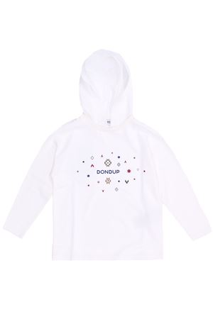 T-shirt with hood DONDUP | 8 | DMTS67JF52YD022B008