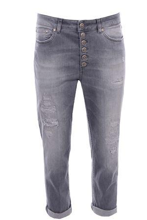 Jeans koons con rotture DONDUP | 24 | DP268BDDDSE288DBZ9900