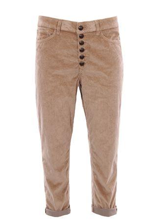 Pantaloni koons in velluto DONDUP | 5032272 | DP268BDDVS0024DPTD040