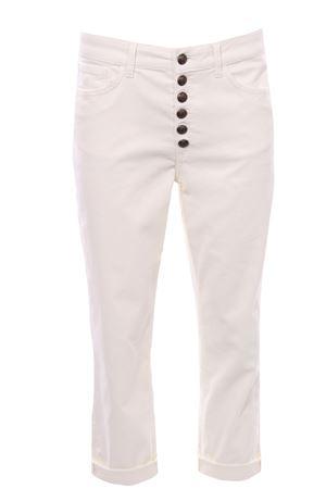 Pantaloni koons in velluto DONDUP | 5032272 | DP268BDDVS0426D002