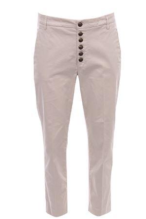 Pantaloni nima in cotone DONDUP | 5032272 | DP576DDRS0041DPTD010
