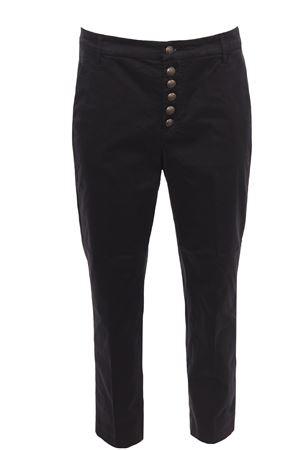 Pantaloni nima in cotone DONDUP | 5032272 | DP576DDRS0041DPTD999