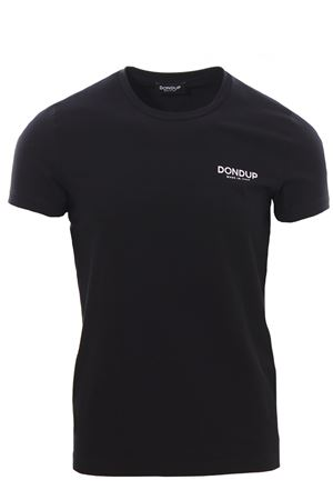 T-shirt in cotone stretch DONDUP   8   US221JS0125UBW7999