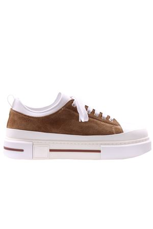 Sneakers in suede ELEVENTY | 20000049 | D72SCND02SCA0D00804