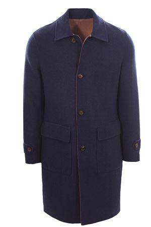 Cappotto in lana reversibile ELEVENTY | 5032278 | D75CAPD16TES0D05411